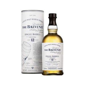 Balvenie Single Barrel Single Malt Scotch Whisky 12 year old - Sendgifts.com