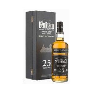 BenRiach Single Malt Scotch Whisky 25 year old - Sendgifts.com