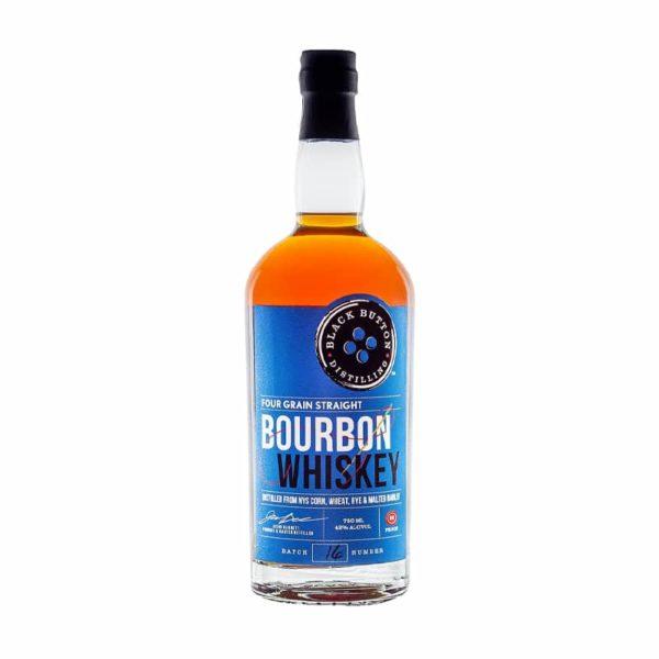 Black Button Distilling Four Grain Bourbon - Sendgifts.com