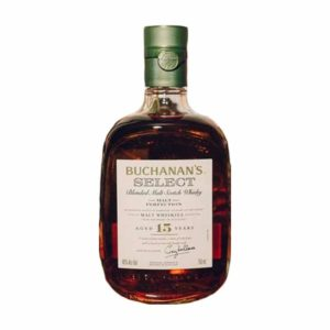 Buchanan's Select Blended Scotch Whisky 15 year old - Sendgifts.com