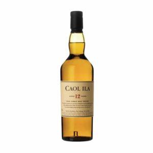 Caol Ila Islay Single Malt Scotch Whisky 12 year old - Sendgifts.com