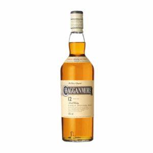 Cragganmore Single Malt Scotch Whisky 12 year old - Sendgifts.com