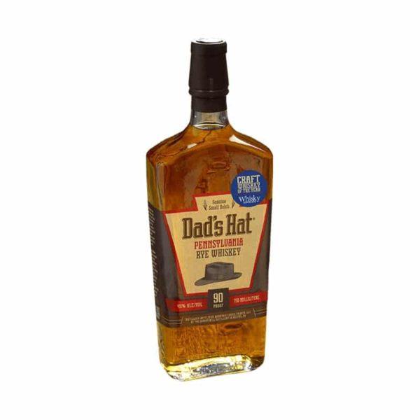 Dad's Hat Rye Whiskey - Sendgifts.com
