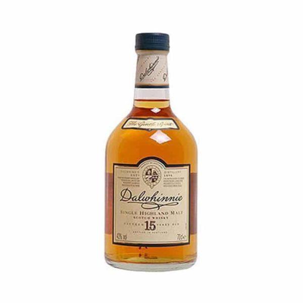 Dalwhinnie Distillery Single Malt Scotch Whisky 15 year old - Sendgifts.com