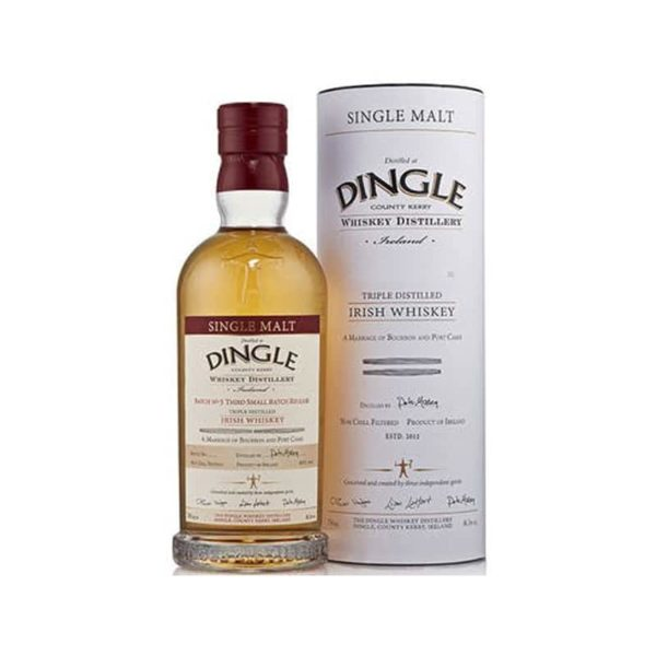 Dingle Single Malt Whiskey Batch No. 4 - Sendgifts.com