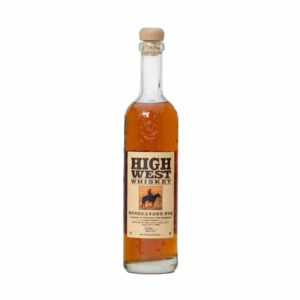High West Distillery Rendezvous Rye - Sendgifts.com