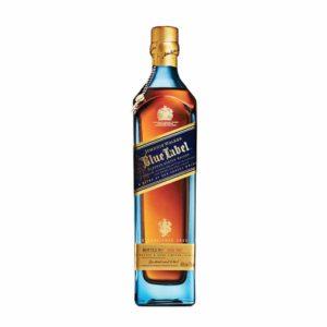 Johnnie Walker Blue Label Blended Scotch Whisky- Sendgifts.com