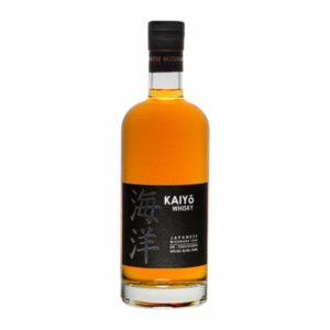 Kaiyō Mizunara Oak Whisky - Sendgifts.com