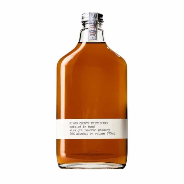 Kings County Distillery Bottled-in-Bond Bourbon 4 year old - Sendgifts.com