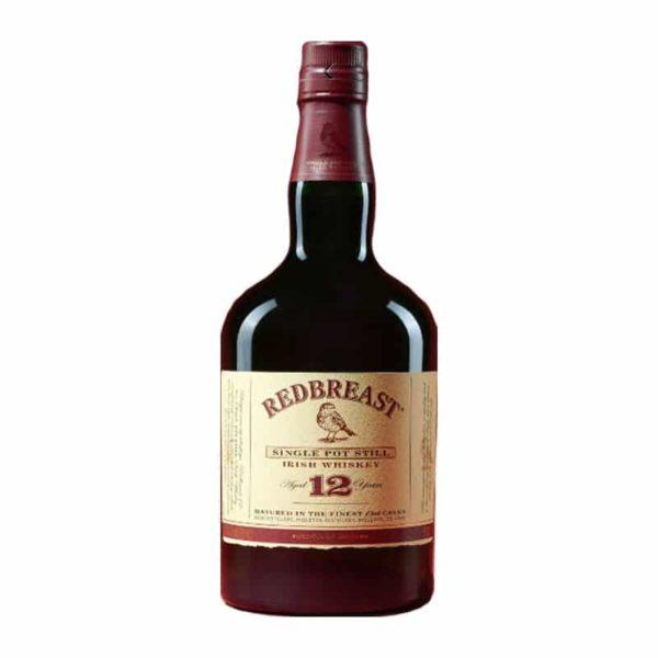 Redbreast Single Pot Still Irish Whiskey 12 year old - Sedgifts.com