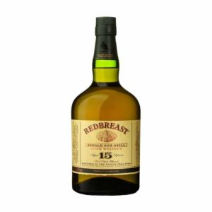 Redbreast Single Pot Still Irish Whiskey 15 year old - Sendgifts.com