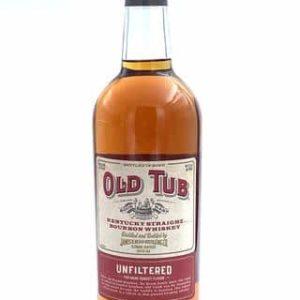 """Old Tub """"Bottled-in-Bond"""" Straight Bourbon Whiskey - Sendgifts.com"""