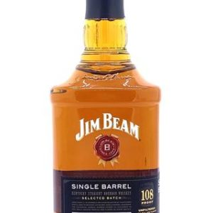 Jim Beam Single Barrel Bourbon 108 Proof - Sendgifts.com