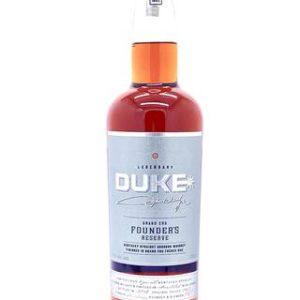 Duke Founder's Reserve Grand Cru 110 Proof Bourbon- Sendgifts.com