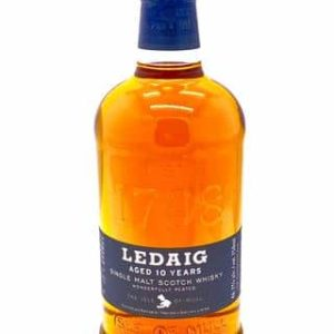 Ledaig Vintage 10 Year Old Scotch Whisky - Sendgifts.com