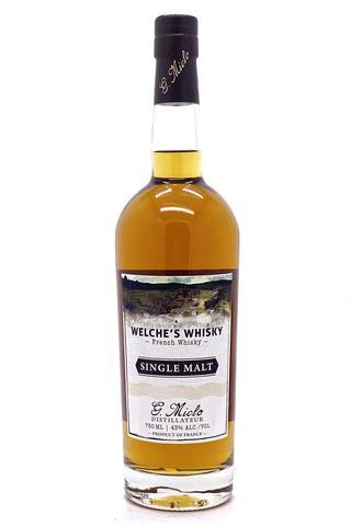 G. Miclo Welche's Single Malt French Whisky - Sendgifts.com