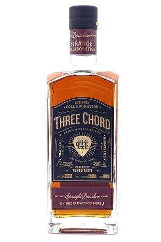 "Three Chord ""Strange Collaboration"" Bourbon Barrel Proof - Sendgifts.com"