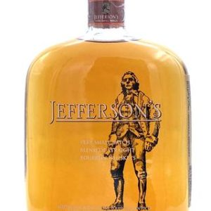 Jefferson's Very Small Batch Bourbon Whiskey - Sendgifts.com