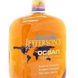 "Jefferson's Ocean Aged at Sea Bourbon Whiskey ""Voyage 23"" - Sendgifts.com"