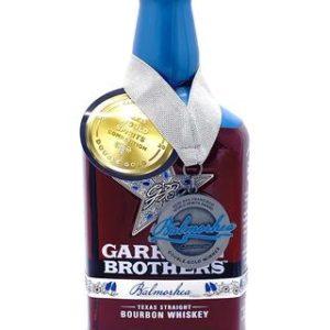 Garrison Brothers Balmorhea Double Barrel Bourbon Whiskey - Sendgifts.com