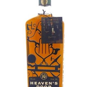 Heaven's Door Straight Rye Whiskey - Sendgifts.com