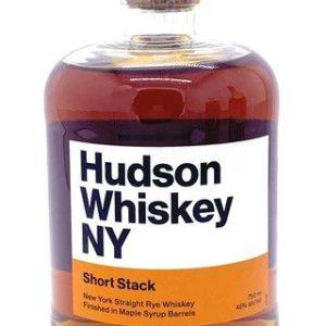 """Hudson """"Short Stack"""" Maple Syrup Cask Rye Whiskey - Sendgifts.com"""