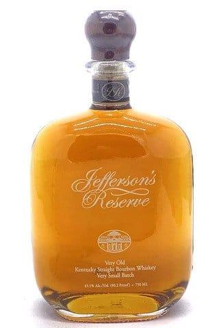 Jefferson's Reserve Very Old Very Small Batch Bourbon Whiskey - Sendgifts.com