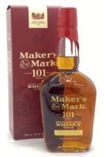 Maker's Mark Bourbon 101 Proof Limited Release - Sendgifts.com