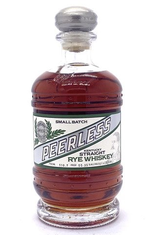 Peerless Small Batch Kentucky Straight Rye Whiskey - Sendgifts.com