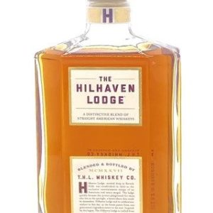 The Hilhaven Lodge American Blended Whiskey - Sendgifts.com
