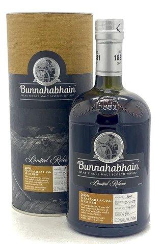"Bunnahabhain ""Manzanilla Cask Matured"" Islay Single Malt Scotch Whisky - Sendgifts.com"