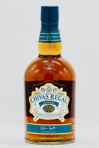 Chivas Regal Mizunara Cask Scotch Whisky - Sendgifts.com