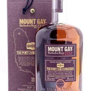 "Mount Gay ""Master Blender's Collection #3"" Rum ""Port Cask Expression"""