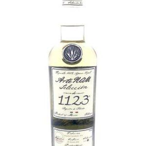 Seleccion ArteNOM 1123 Blanco Tequila