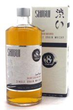 Shibui Small Batch Sherry Cask 8 Year Old Single Grain Japanese Whisky - Sendgifts.com