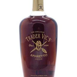 Trader Vic's Amaretto Liqueur 750 ml