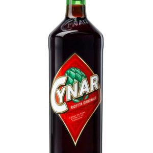 Cynar Liqueur Ricetta Originale 16.5% ABV Litre - Sendgifts.com