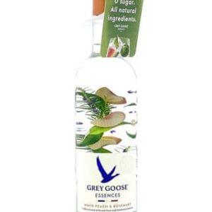 "Grey Goose ""Essences"" White Peach & Rosemary Vodka"