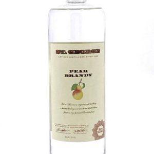 St. George Pear Brandy - Sendgifts.com