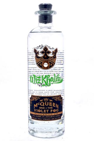 """McQueen and the Violet Fog """"Wiz Khalifa Edition"""" Handcrafted Gin"""