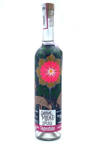"""Quiéreme Mucho Tepextate """"Young"""" Mezcal"""