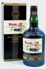 Rhum JM 10 Year Old Vintage 2008 Rhum Agricole Martinique Aged Rum