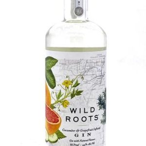 Wild Roots Cucumber & Grapefruit Infused Gin