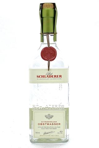 "Schladerer Obstwasser ""Black Forest"" Apple & Pear Brandy - Sendgifts.com"