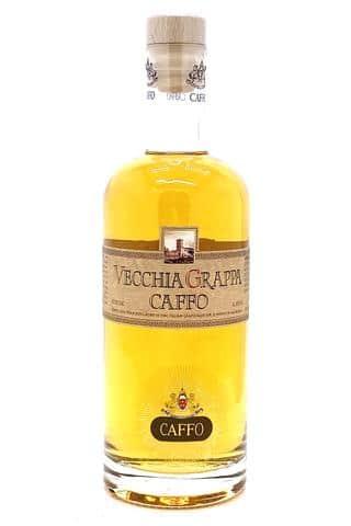 Caffo Vecchia Grappa Barrique - Sendgifts.com
