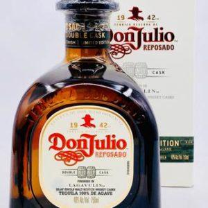 "Don Julio Reposado ""Double Cask"" Tequila Lagavulin Edition"