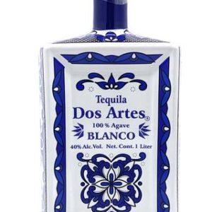 Dos Artes Blanco Tequila 1000 ml