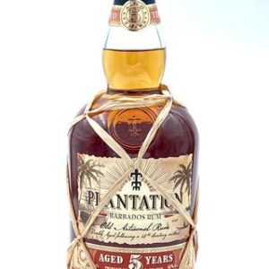 "Plantation ""Grand Terroir"" Rum 5 Year Old Barbados"