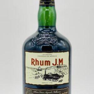 Rhum JM 10 Year Old Vintage 2006 Rhum Agricole Martinique Aged Rum