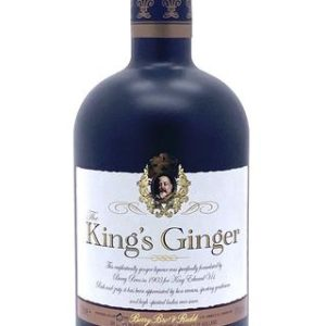 King's Ginger Liqueur - Sendgifts.com